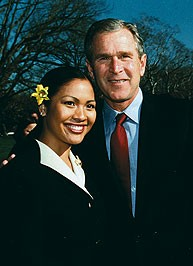 angie-and-george-bush-82-1392322690