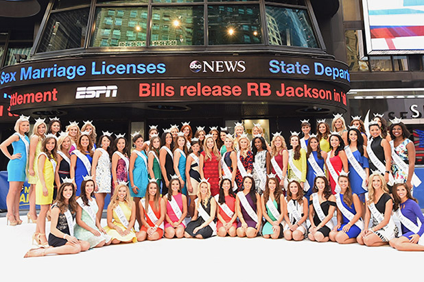 (Photo by Michael Loccisano/Getty Images for Miss America)