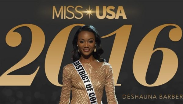 Miss USA Facebook page