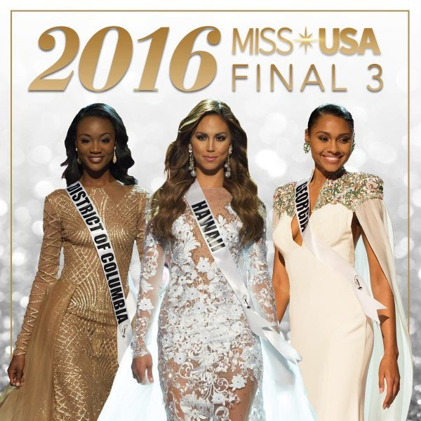 From Miss USA Facebook page