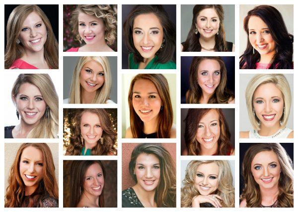 Miss South Dakota 2016 Contestants