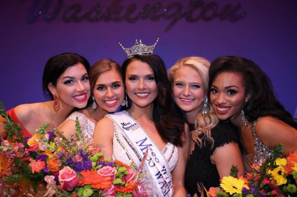 From Miss Washington Facebook page