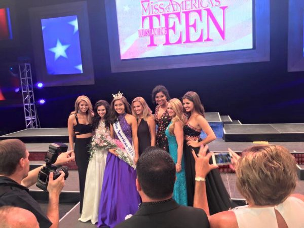 Former MAOTeen National Winners in attendance