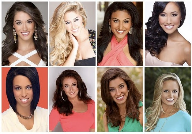 Former OT's competing for Miss America 2014